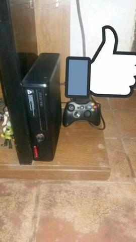 Xbox 360 destravado para HD