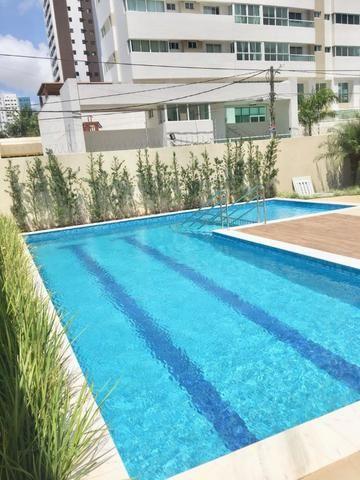 Apartamento Ed. Arnaldo Barbalho Simonetti - 3 suítes - Lagoa Nova - Foto 20
