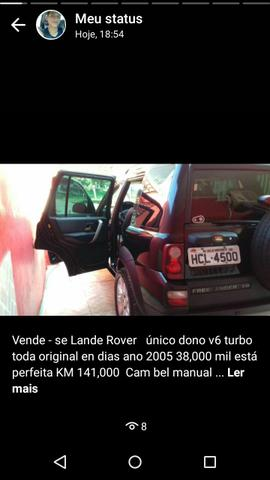 Carro Lande Rover 2005 V6 turbo