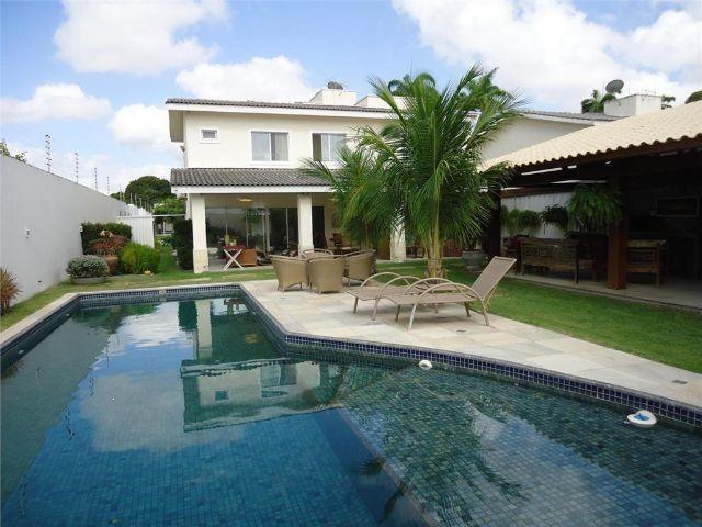 Venda - Casa de Luxo em condomínio - CA0346