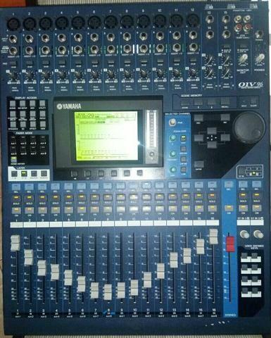 Mesa digital 01v96 yamaha
