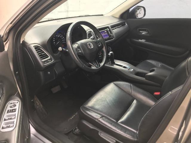 Honda HR-V EX banco de couro, impecável! - Foto 6