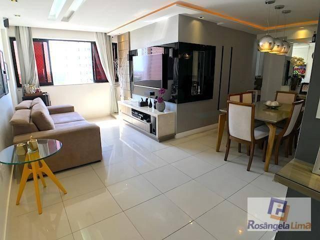 Apartamento com 3 dormitórios à venda, 70 m² por r$ 375.000,00 - engenheiro luciano cavalc - Foto 2