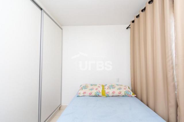 Apartamento com 1 dormitório à venda, 54 m² por r$ 180.000 - setor dos afonsos - aparecida - Foto 15