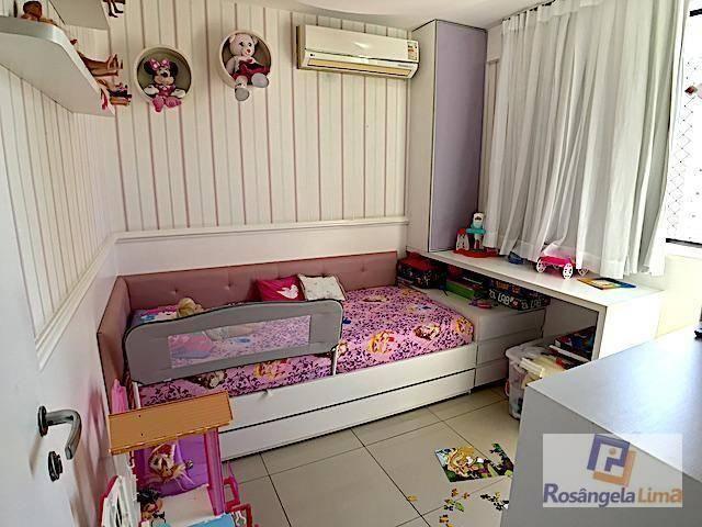 Apartamento com 3 dormitórios à venda, 70 m² por r$ 375.000,00 - engenheiro luciano cavalc - Foto 12
