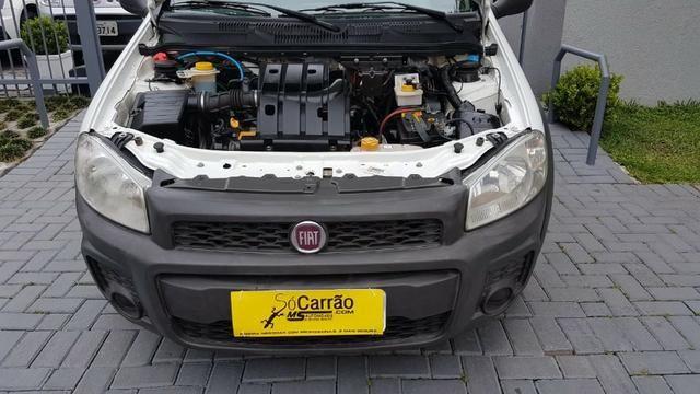 Oportunidade Fiat Strada Working CE 1.4 - Foto 8