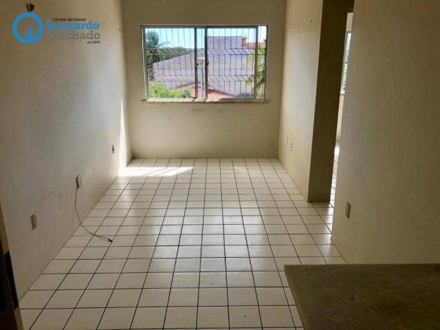 Apartamento com 2 dormitórios à venda, 48 m² por R$ 115.000 - Passaré - Fortaleza/CE - Foto 2