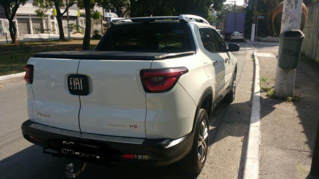 Fiat toro volcano diesel unico dono - Foto 2