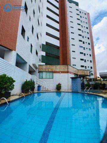 Apartamento com 3 dormitórios à venda, 153 m² por R$ 620.000 - Engenheiro Luciano Cavalcan