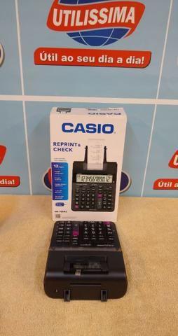 Calculadora com impressão HR-100 RC 249,99 [entregamos gratis] * - Foto 3