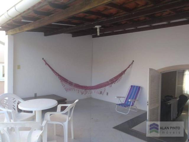 Casa com 4 dormitórios à venda, 175 m² por r$ 600.000,00 - piatã - salvador/ba - Foto 9