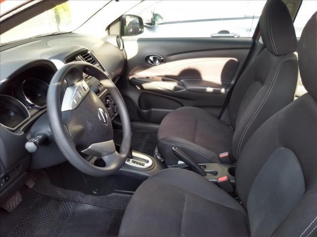 Nissan Versa 1.6 16v Flex Sv 4p Xtronic - Foto 4