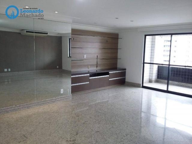 Apartamento com 3 dormitórios à venda, 150 m² por R$ 795.000 - Aldeota - Fortaleza/CE - Foto 2