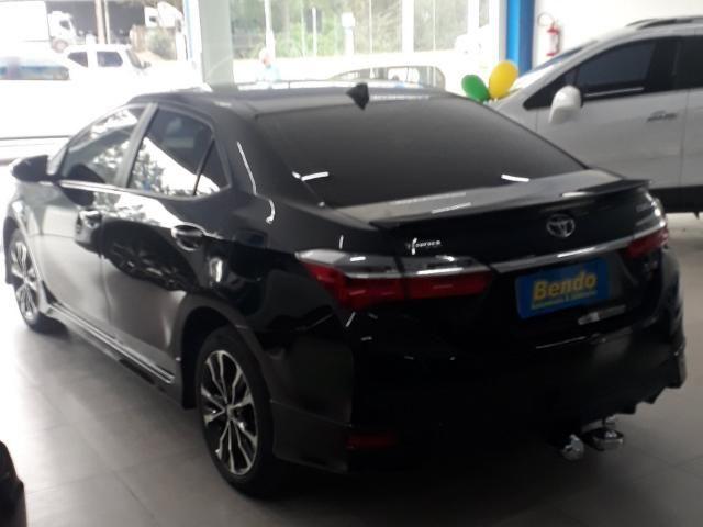 TOYOTA COROLLA 2017/2018 2.0 XRS 16V FLEX 4P AUTOMÁTICO - Foto 6