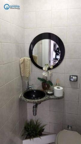 Apartamento com 3 dormitórios à venda, 126 m² por R$ 550.000 - Aldeota - Fortaleza/CE - Foto 9