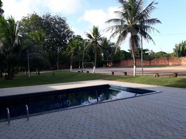 Alugo Chácara na Cidade Operária, lazer com piscina, campo de futebol e muito mais - Foto 4