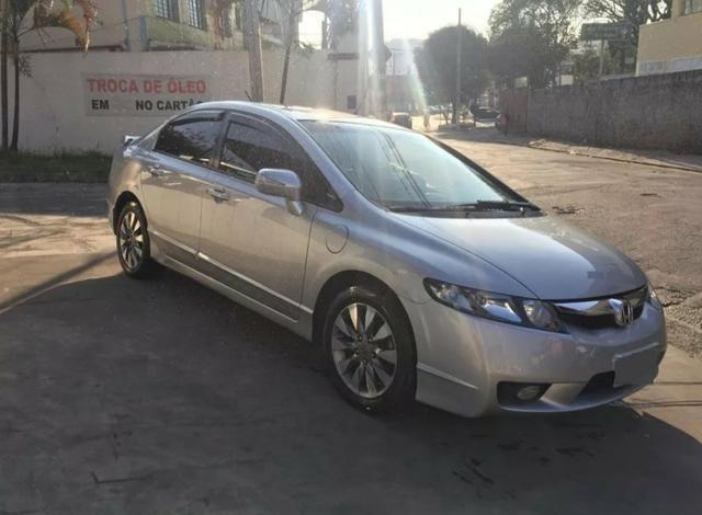 Honda Civic completo em perfeito estado - Foto 5