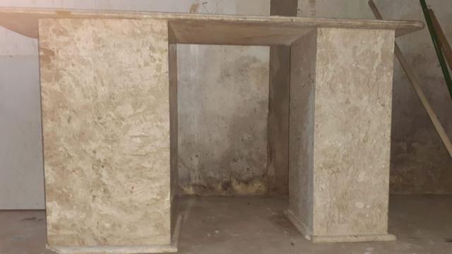 Mesa em Mármore - Foto 2