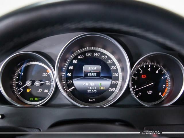 Mercedes C-180 CGI Sport 1.6 TB 16V 156cv Aut. - Prata - 2014 - Foto 6