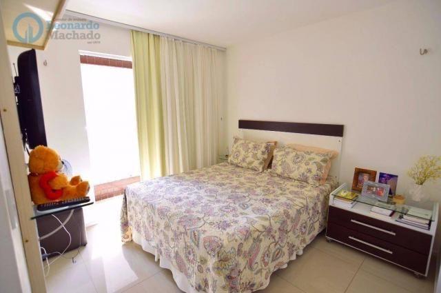 Apartamento com 2 dormitórios à venda, 70 m² por R$ 410.000,00 - Guararapes - Fortaleza/CE - Foto 10