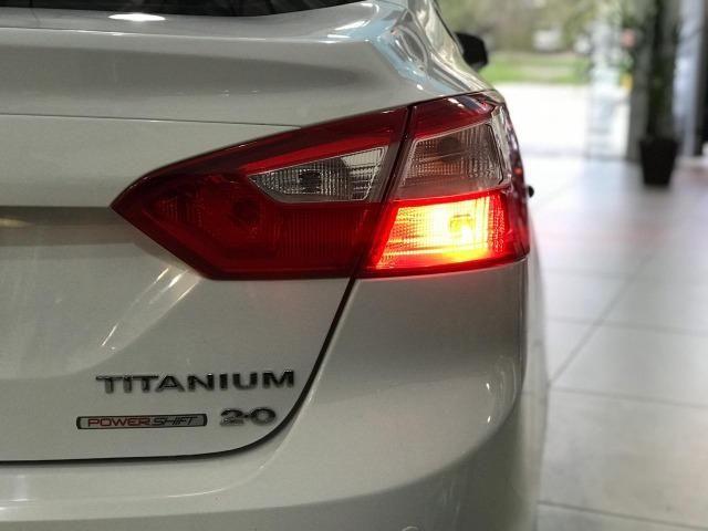 Ford Focus Titanium PLUS (Top de Linha) Veículo Ímpar, Vale a Pena Conferir! - Foto 10