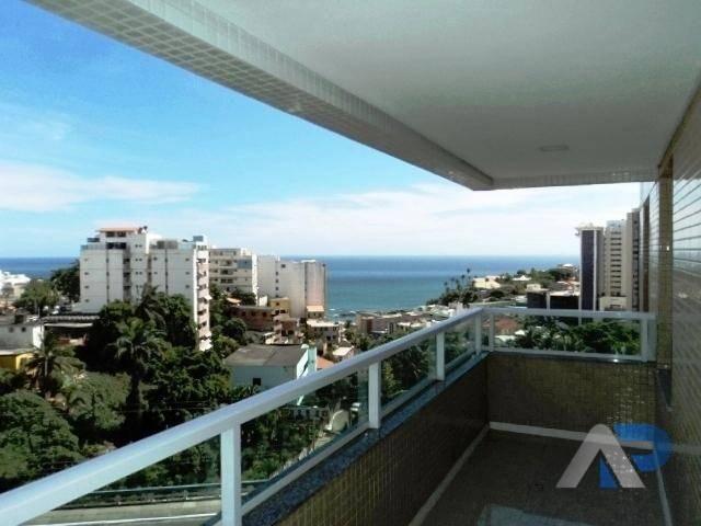 Apartamento com 3 dormitórios à venda, 106 m² por r$ 550.000 avenida cardeal da silva, 182 - Foto 6