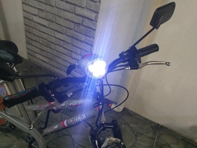 Bicicleta eletrica track - Foto 3