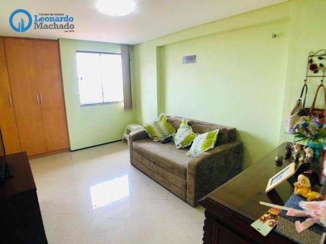 Apartamento com 3 dormitórios à venda, 153 m² por R$ 620.000 - Engenheiro Luciano Cavalcan - Foto 17
