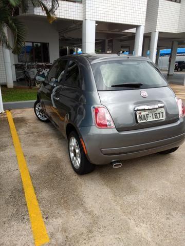 Fiat 500 / 2012 - Único dono - Foto 3