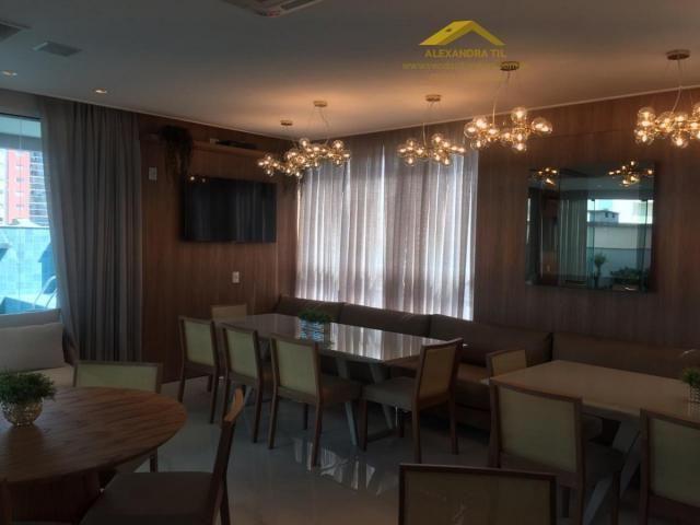 Apartamento à venda com 3 dormitórios em Meia praia, Itapema cod:690 - Foto 7