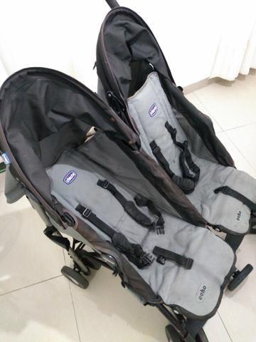 Carrinho para gêmeos - Foto 2