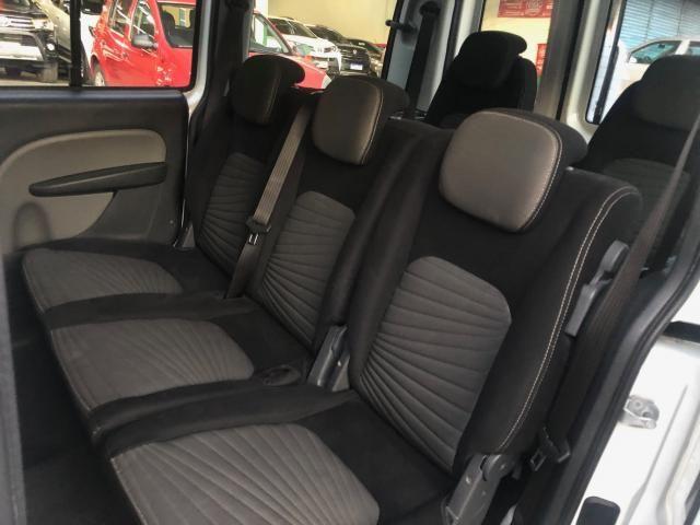 FIAT DOBLÒ 2016/2017 1.8 MPI ESSENCE 7L 16V FLEX 4P MANUAL - Foto 4