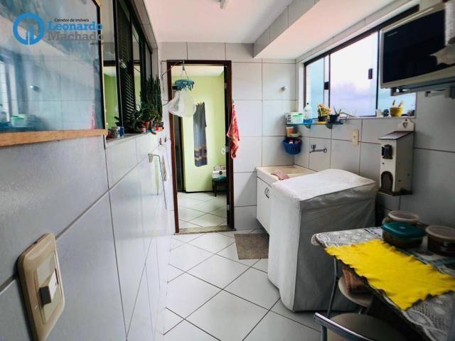 Apartamento com 3 dormitórios à venda, 153 m² por R$ 620.000 - Engenheiro Luciano Cavalcan - Foto 15