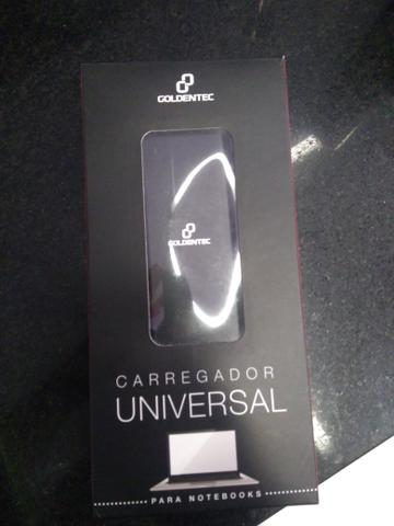 Carregador universal para notebook 90w
