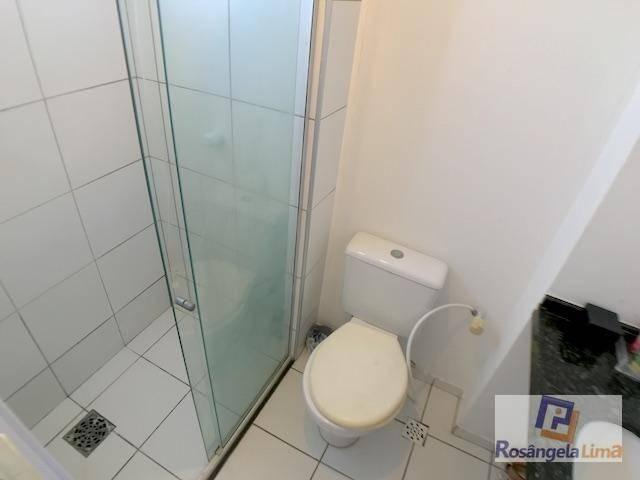Apartamento com 2 suítes, sendo uma com closet à venda, por r$ 295.000 - cambeba - fortale - Foto 3