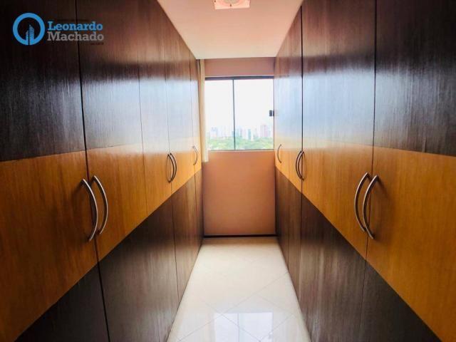 Apartamento com 3 dormitórios à venda, 153 m² por R$ 620.000 - Engenheiro Luciano Cavalcan - Foto 16