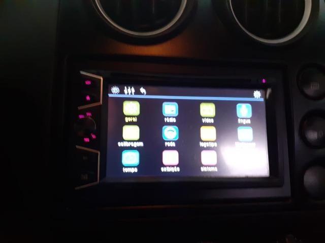 Ford Ecosport XLT 07/07 completa automática, Kit Multimidia c camerade Re´ - Foto 5