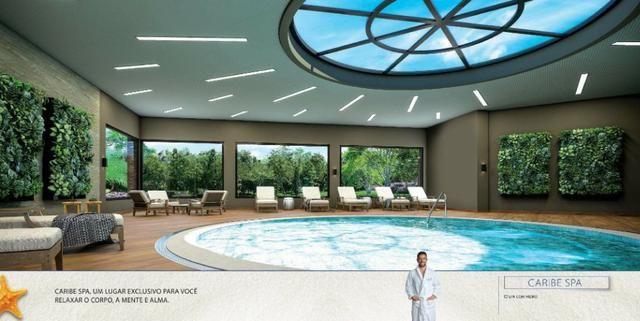 Caribe Golf & Spa Condomínio Resort - Lotes a partir de 600 m² - Beira Lago - Foto 9