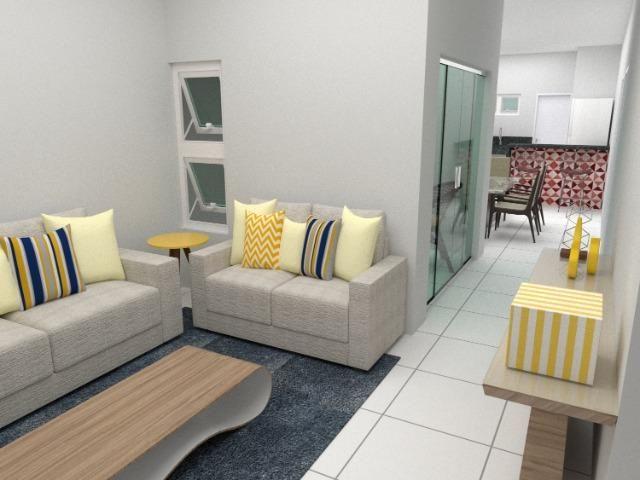Vendo casa nova em Parnaíba Bairro Planalto - Foto 8