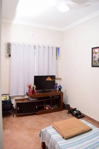 Casa residencial à venda, condomínio residencial ana carolina, cravinhos. - Foto 10