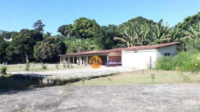 Pousada com 22 dormitórios à venda, 20289 m² por r$ 3.800.000 - mar do norte - rio das ost - Foto 19