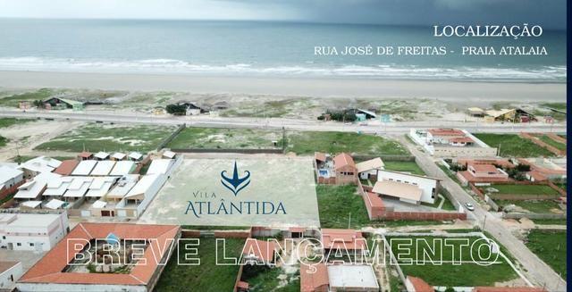 Apartamento em Luiz Correia/ Praia de Atalaia (Vila Atlântida) - Foto 2
