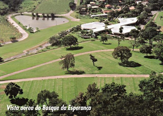 Jazigo Cemitério Bosque da Esperança,perpétuo com duas gavetas,vendo urgente - Foto 4
