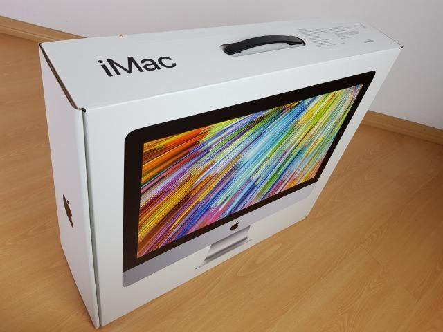 "Apple iMac i5 Tela 21.5"" - MMQA2LL - Novo, Lacrado - Foto 2"