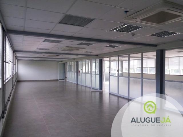 Prédio comercial, 2 andares inteiros disponíveis, 400m² por andar - Foto 3