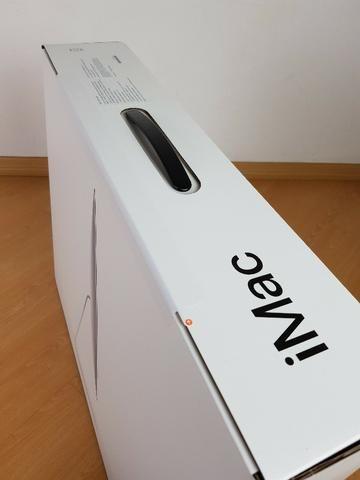 "Apple iMac i5 Tela 21.5"" - MMQA2LL - Novo, Lacrado - Foto 4"