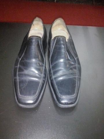 77a72ac1e Sapato Masculino Couro Solado Madeira Fascar - Roupas e calçados ...