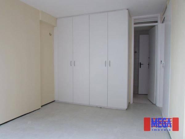 Apartamento com 2 dormitórios para alugar, 80 m² por R$ 1.700/mês - Mucuripe - Fortaleza/C - Foto 10