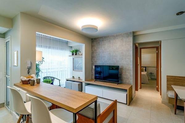 Apartamento com 2 quartos no Viva Mais Parque Cascavel - Bairro Vila Rosa em Goiânia - Foto 3