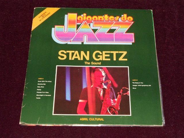 LPs - Os Gigantes do Jazz (Liquida: 5 LPs) - Foto 6